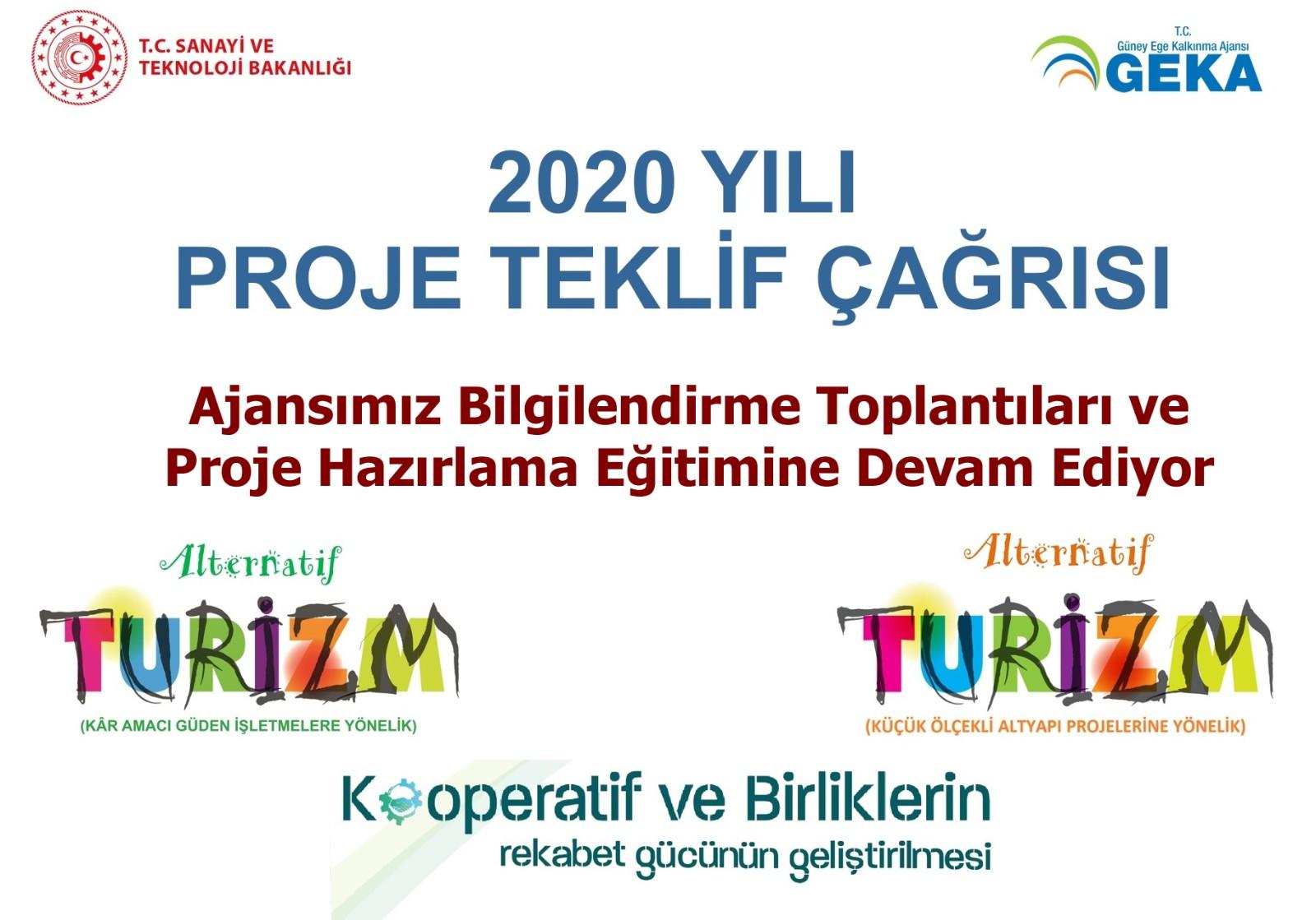 Ajansımız Bilgilendirme Toplantıları ve Proje Hazırlama Eğitimine Devam Ediyor